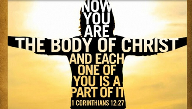 This Christmas Love 1 Corinthians 12 31: Many Members But One Body