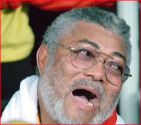 JJ Rawlings: Mills Men Are Traitors