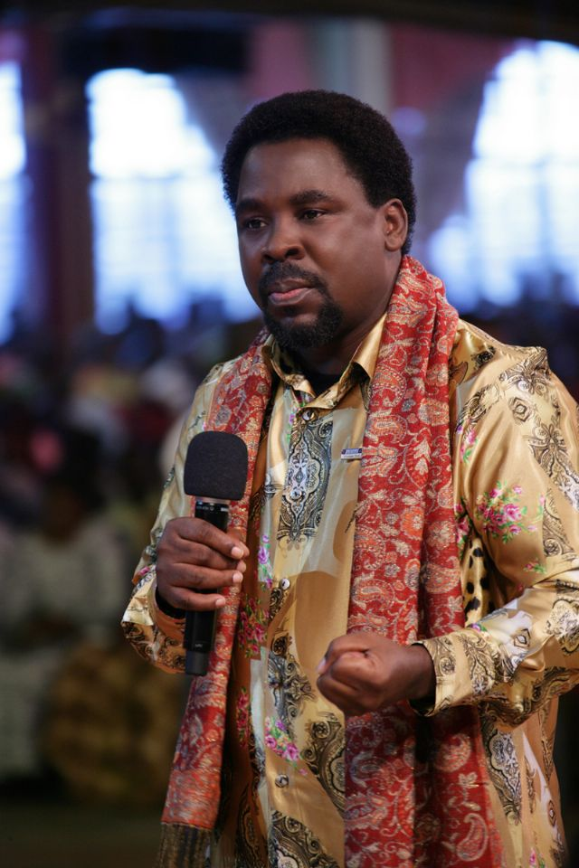 There is a way out – Prophet T B Joshua christens the 2009 Fruit of