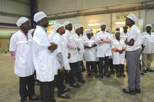 economic growth and nestle ghana limited