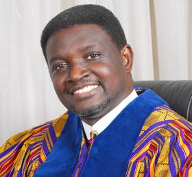 Most Rev Dr Charles Agyinasare