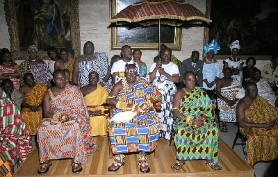 Image result for asante hene and his other chiefs
