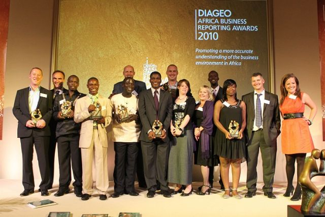 Nigeria: Diageo Holds 2005 Africa Business Reporting Awards