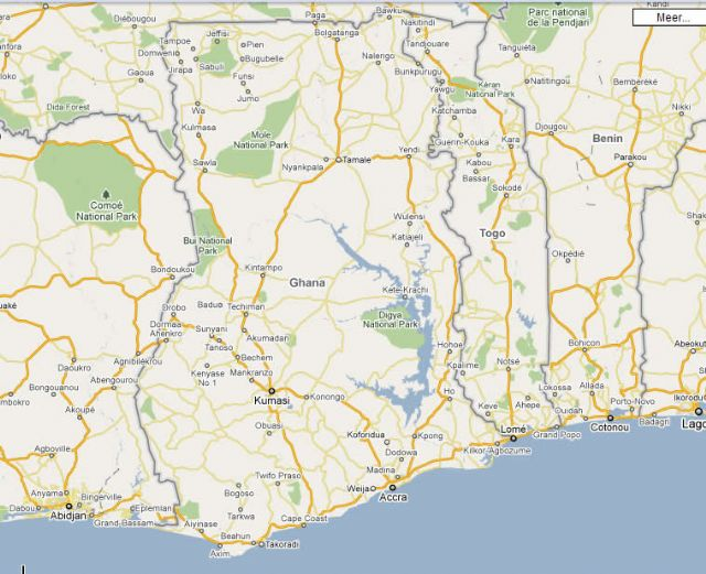 Google launches Maps for Ghana and SubSaharan Africa