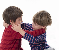 how to teach your child to stop hitting others