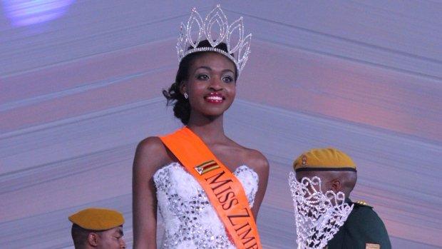 Miss Zimbabwe may lose crown over nude photo allegations - Joyce Okpala BLOG