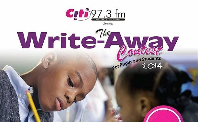 Minister Endorses Citi FM's 'Write Away' Contest