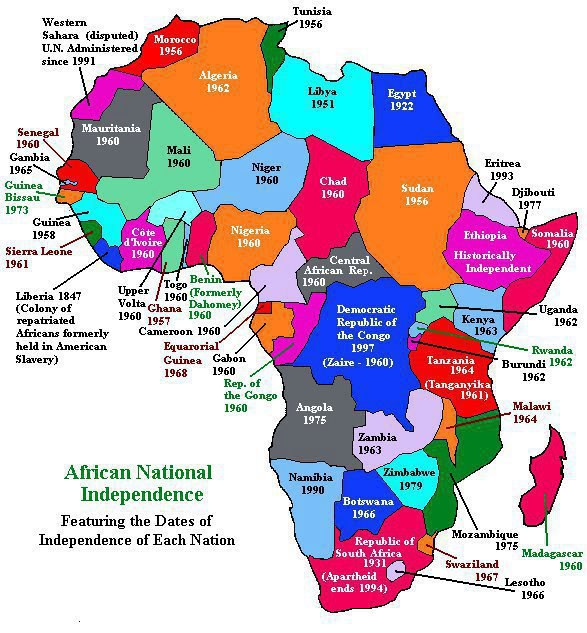 Opinion Africa And U S Imperialism Post Colonial Crises And The