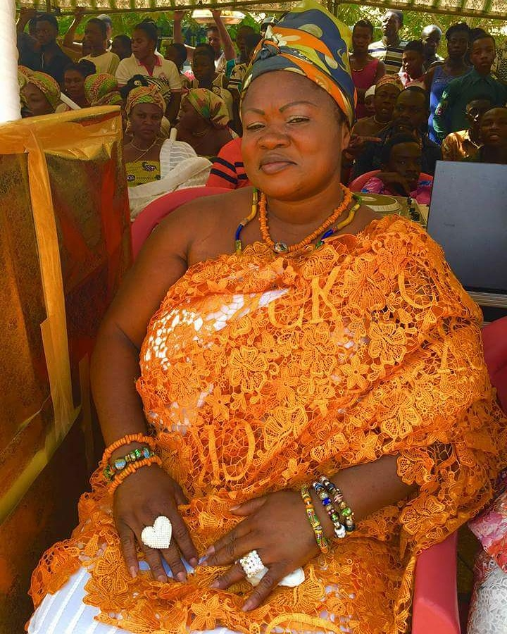 Actress Mercy Asiedu Is A Year Older