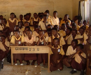 The State Of Tinyekuraa Primary School