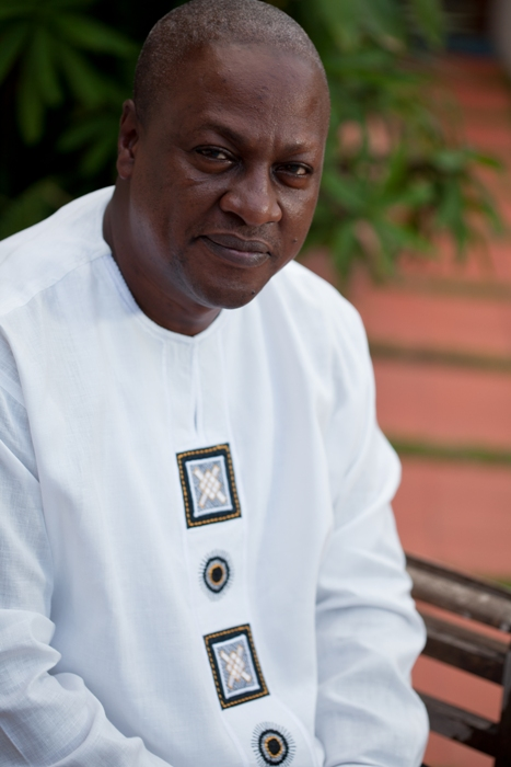 Please Ex-President Mahama, wouldn't it be disastrous if Akufo-Addo follows your footsteps?
