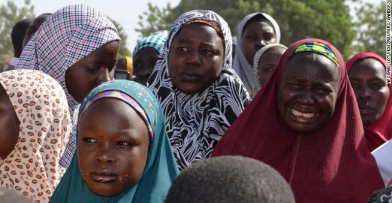 Chibok Christian girls gang-raped and shot in the name of Allah -a Nigerian Senator's  Revelations
