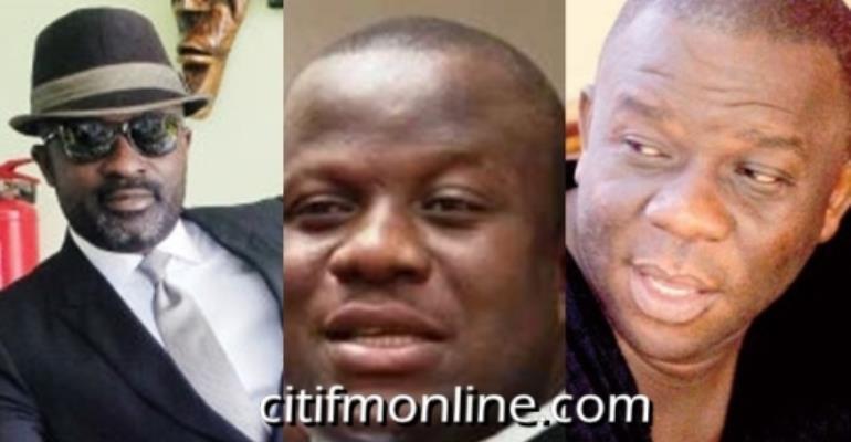 Full list of Nana Addo's administrative staff