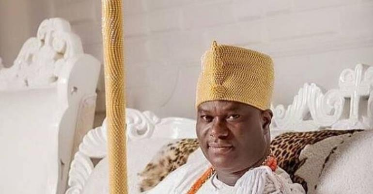 Care for Others for Your Wealth Means nothing to God…Ooni of Ife
