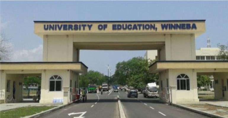 The Turning Of The University Of Education In Winneba (UEW) Into A Glorified Junior High School