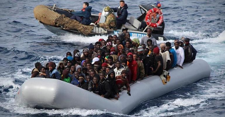 Curbing World Deadliest Migration Menace: From Africa To Western Europe