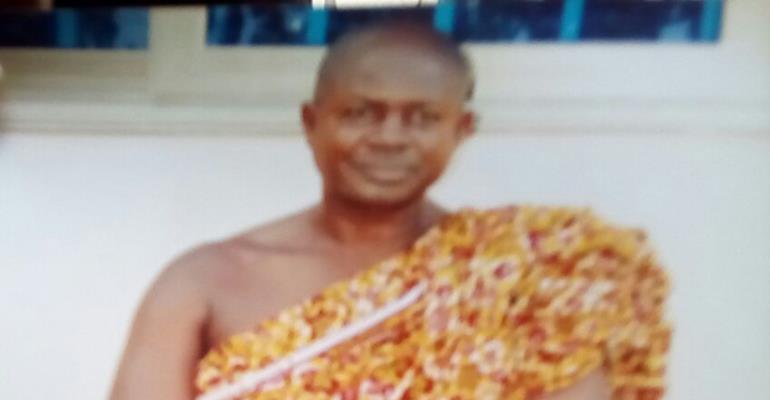 Abraham Akwasi Addai Amankwa