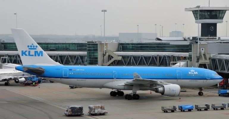 Stranded KLM Passengers Get GHC50 Compensation