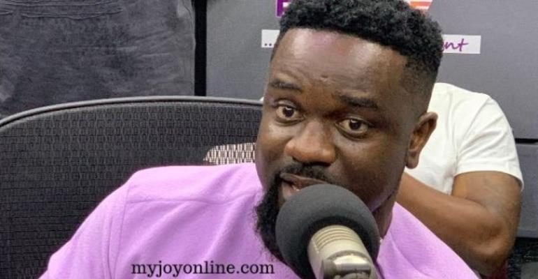 Abuse from a Woman Made me Who I Am-- Sarkodie reveals