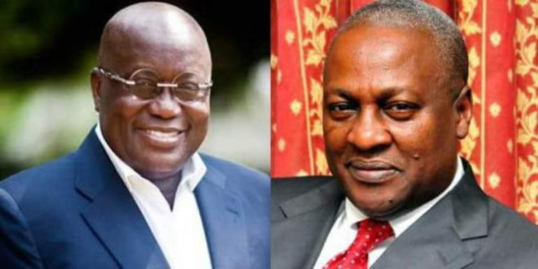 Akuffo Addo Has Deceived Me But Mahama Is Not The Solution!