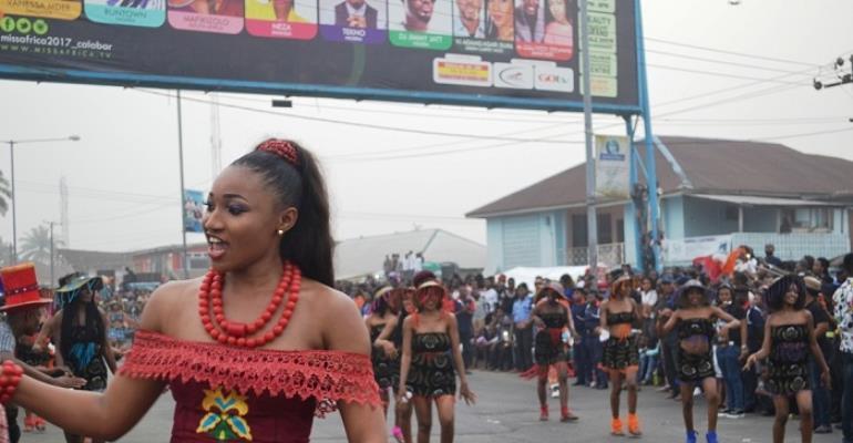 Adaimo Judith Orisaekeziem: Why We Wanted More Than 12.5km At 2017Calabar Carnival