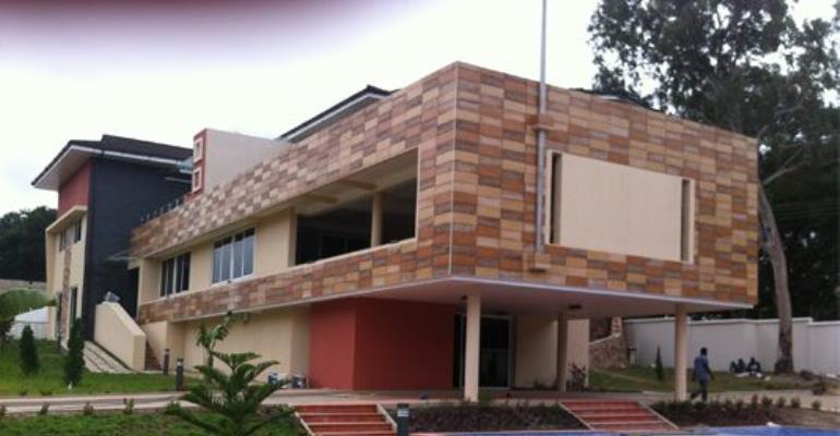 Photos: Australia House – Bawumia's Official Residence