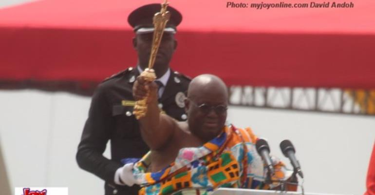 Nana Akufo-Addo approves Mahama's bungalow request?