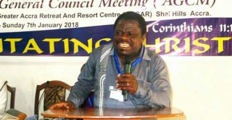 Only God Can Bring About Promotion--Asuming-Brempong