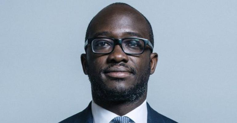 UK-born Ghanaian Is UK's Universities & Science Minister