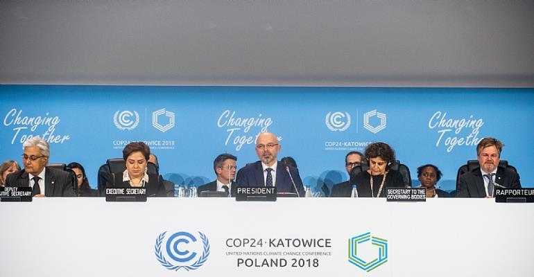 Africa, Katowice And Climate Equity: The Dragon That Will Not Be Slayed!