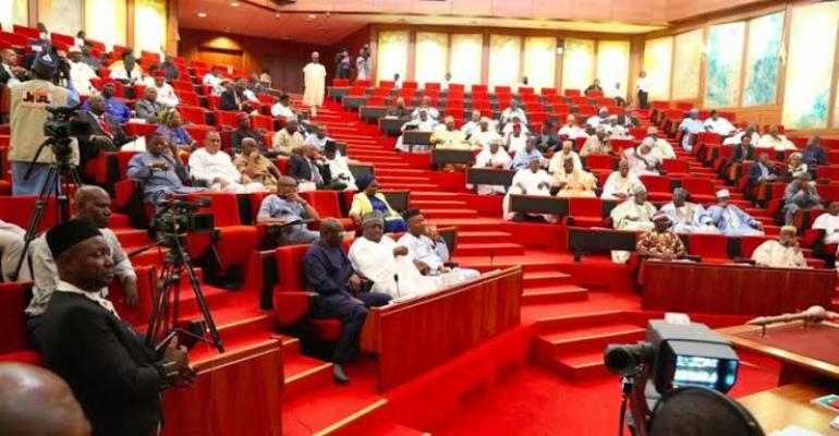 CSOs group call on Senate to pass bill on recovery of arms ahead of February election
