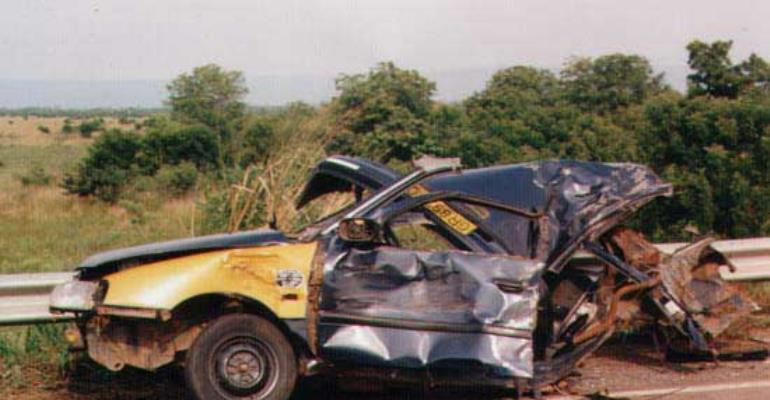 Four People Die On Our Roads Daily