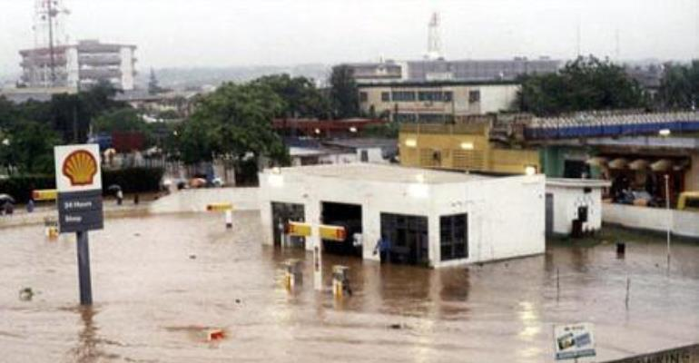Solving The Flooding Problem in Ghana - African Solutions?