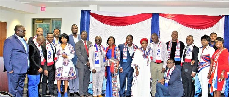 NPP Minnesota Successfully Climax Inauguration And Investment Dialogue