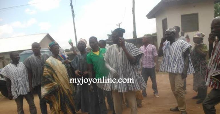 Nakpaa-Naa's Remains Arrive For Burial Despite Fears Of Possible Clashes