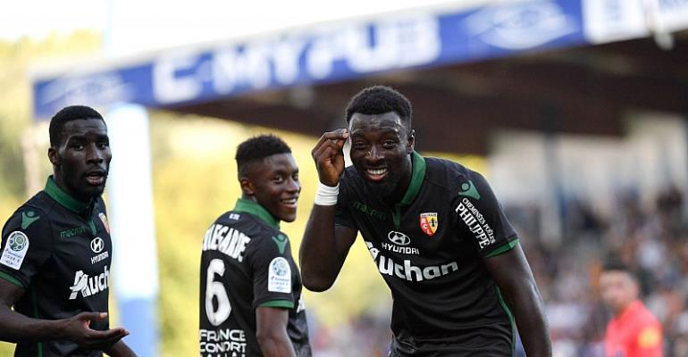 Ghanaian Striker Grejohn Kyei Relishes Competition At RC Lens