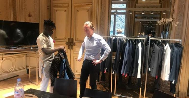 Daniel Hechter Paris Captivated By Ghana's 'Chocolate'
