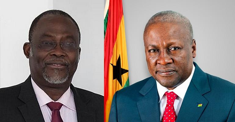 Response From The Spio-Garbrah 2020 Campaign Team To A Press Statement Issued By The John Mahama 2020 Campaign Team