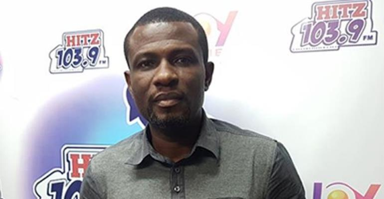 Mark Okraku Mantey, President of the Creative Arts Council