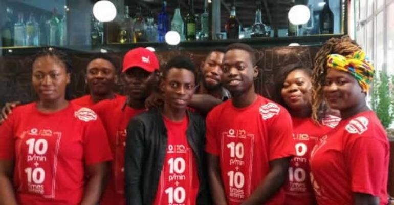 Vodafone Icons 'cracker finale' This Weekend