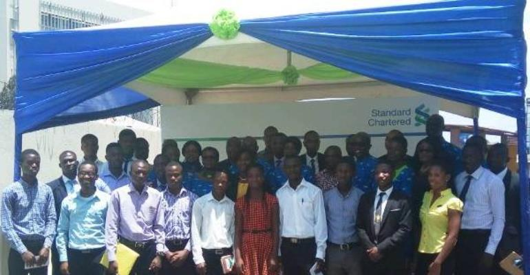 33 Brilliant But Needy University Students Receive Support From StanChart