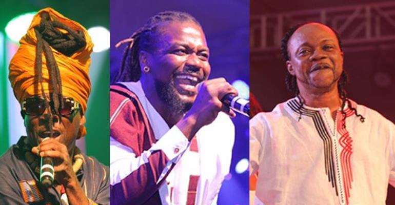 Kojo Antwi, Samini and Daddy Lumba