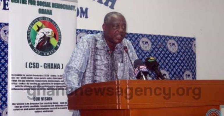 Absence Of Comprehensive Security Sector Policy Hampering Parliamentary Oversight - Kunbuor