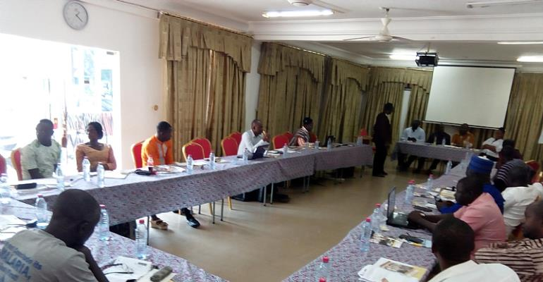 Coalition Of NGOs In Water And Sanitation Holds A Stakeholder Meeting In Tamale