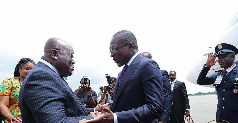 Akufo-Addo Seeks Strong Ties With Benin