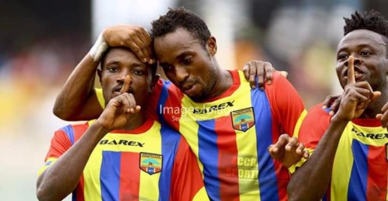 MTN FA Cup Final: Hearts of Oak Wants Competent Referee Appointed
