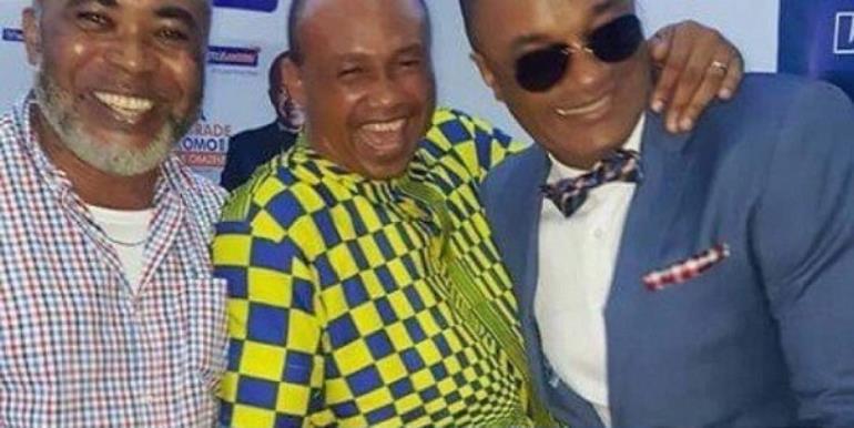 Saint Obi, Zack Orji Others Looking Stylish at Abuja Film Festival
