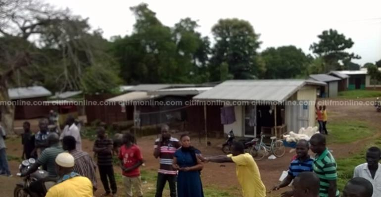 Bimbilla: Family Of Late Nakpaa-Naa Thanks Gov't For Support