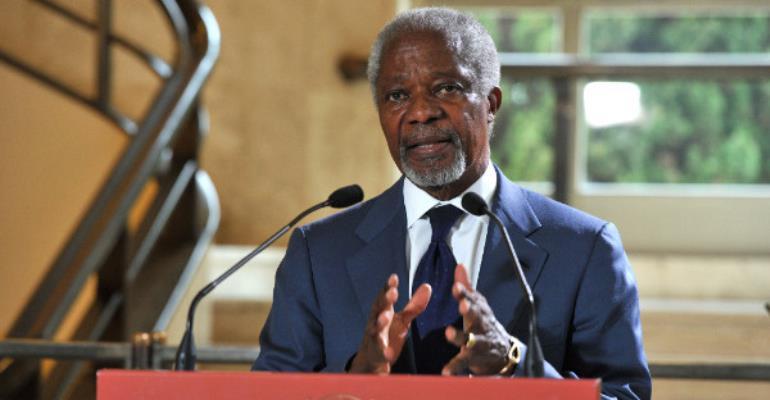 Kofi Annan To Brief UN Security Council On Myanmar