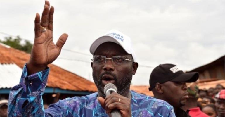 Liberia EC Declares 'No Winner Yet' In Presidential Polls